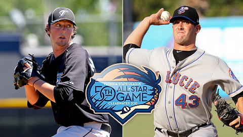 Deck McGuire and Matt Harvey will face off in the 50th All-Star Game.
