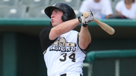 Jedd Gyorko led Padres Minor Leaguers with 114 RBIs in 2011.