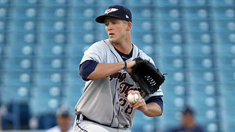 Drew Smyly posted a 2.07 ERA over 126 innings in his first pro season.